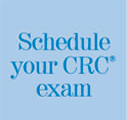 Register for CRC Exam